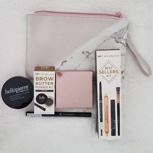 Beauty 5 Piece Makeup Bundle & Bag